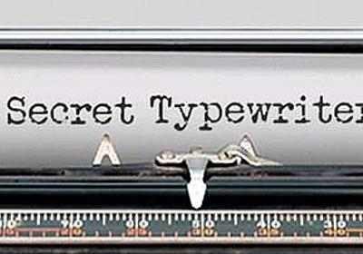 タイプライター文字をたのしむ、フリーフォント30個まとめ - PhotoshopVIP