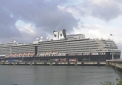 カンボジアに入港のクルーズ船 米国人女性が新型ウイルス感染 | NHKニュース
