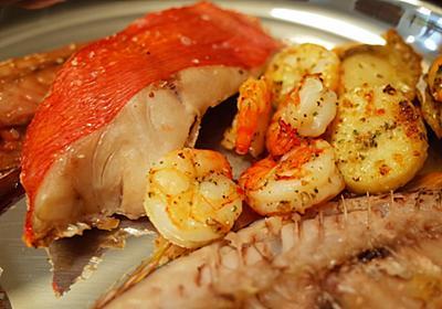しゃべるオーブン焼き魚 - #つくりおき