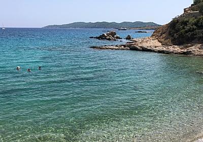 ギリシャ、エーゲ海、特になにもない島にいく|uiu|note
