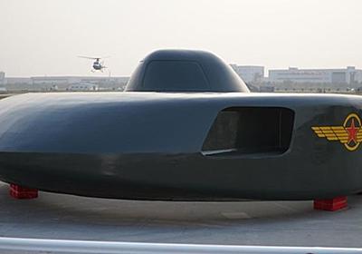 CNN.co.jp : まるでUFO、異形の軍用ヘリ試作機がお披露目 中国