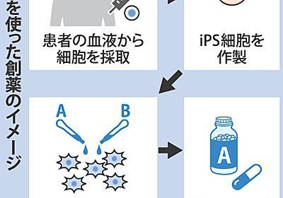 ペンドレッド症候群:iPS細胞で創薬、即治験 国内初、動物実験経ず 慶応大 - 毎日新聞