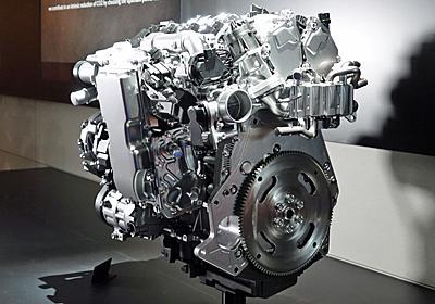 [独自記事]マツダの新エンジン、熱効率で世界最高達成へ トヨタ超え | 日経 xTECH(クロステック)