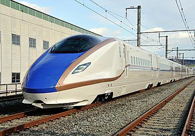 北陸新幹線で見せたJR東日本のチャレンジ (1/2) - ITmedia ビジネスオンライン