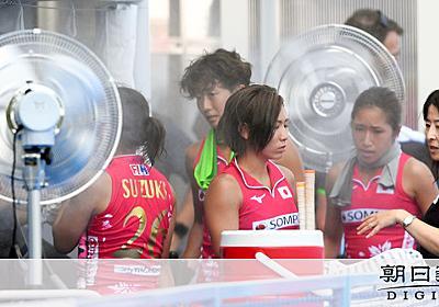 IOCも想定外? 五輪テスト大会でわかった日本の暑さ:朝日新聞デジタル