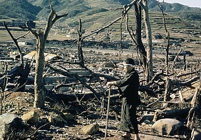 原爆投下後の長崎を記録した貴重な写真たち