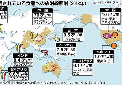 海外では当たり前の食中毒対策「放射線照射」 消費者にもメリット…日本ではなぜ使えないのか(1/4ページ) - 産経ニュース