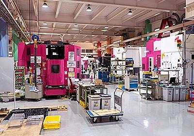 NASAも駆け込む鉄工所、ヒルトップが考える試作開発とは | fabcross