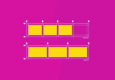 CSS Gridを使うならマスターしておきたいauto-fillとauto-fitの違い  |  Rriver