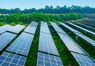 着色した半透明のソーラーパネルで「太陽光発電をしながら作物を栽培する」農業の効率が向上する可能性 - GIGAZINE