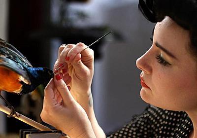 死体に「生」を見いだす剥製師の知られざる世界を描いたムービー「STUFFED」 - GIGAZINE