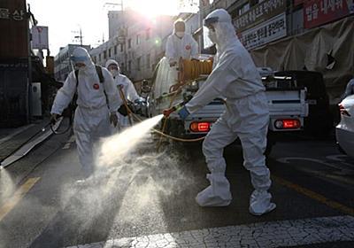 呼吸だけで感染力 スーパースプレッダー驚きの飛沫量|ナショジオ|NIKKEI STYLE