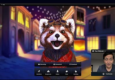 アバターを使ったライブストリーミングの強い味方『Animaze』発表。ウェブカメラで撮影した自分の表情をリアルタイムでアバターに反映させる『FaceRig』の後継ソフト