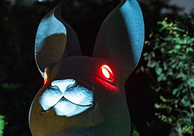 佐渡のとあるお寺に巨大なウサギ観音が誕生→その姿が衝撃的すぎてツッコミが止まらない「なんだコレは」 - Togetter