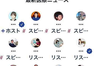 Twitter Spaces | 院長@益弘歯科医院 のブログ