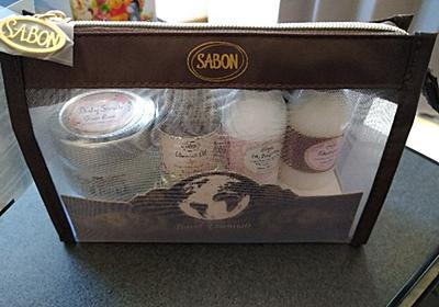 【趣味ブログ】SABONで奮発買い物してきた話 - いつも心にありがとう。