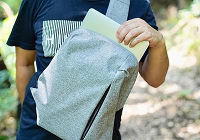 ボディバッグ「VENCO NEXT」でパソコンとタブレットをスマートに持ち運ぼう | ライフハッカー[日本版]
