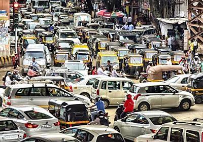 CNN.co.jp : クラクション鳴らすと赤が続く信号、ムンバイで実証実験 インド