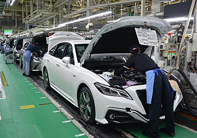 トヨタ・日産、持たざる経営に転機 半導体在庫積み増し: 日本経済新聞