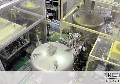 SMAPライブで止まる重力波望遠鏡 大敵の振動減らせ:朝日新聞デジタル
