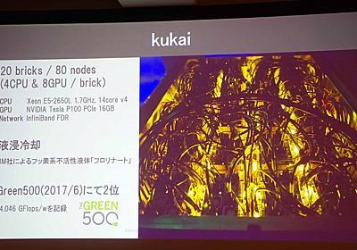 """液浸スパコン「kukai」を使って、Yahoo!知恵袋の""""クソリプ""""を検出してみた (1/2) - ITmedia エンタープライズ"""