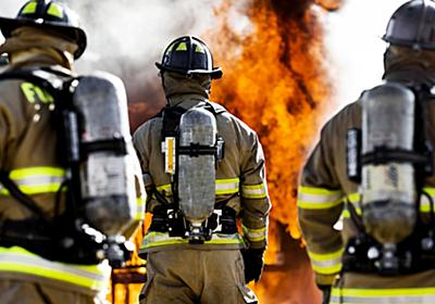 5GとARが消防を変える?「炎の向こう側」を見通す最新テクノロジー |ビジネス+IT