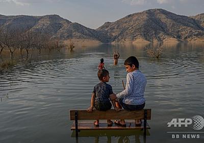 トルコの古代都市、ダム建設で水没 1万2000年の歴史に幕 写真25枚 国際ニュース:AFPBB News
