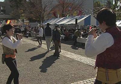 代々木公園でイベント 入場料とって感染対策を徹底 | 新型コロナウイルス | NHKニュース