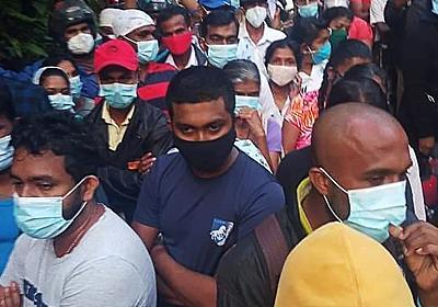 奇跡の「コロナ薬」、飲んだ大臣が感染・入院 スリランカ 写真3枚 国際ニュース:AFPBB News