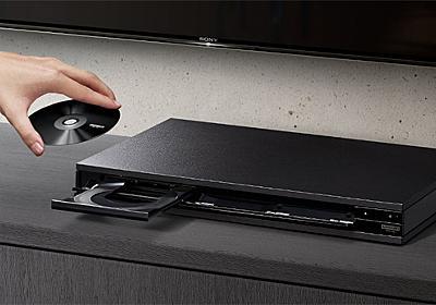 CES2017で登場、4K Ultra HD Blu-rayプレーヤー「UBP-X800」、ドルビーアトモスに対応したサラウンドシステム「STR-DN1080」、「HT-ST5000」。 | ソニーが基本的に好き。|スマホタブレットからカメラまで