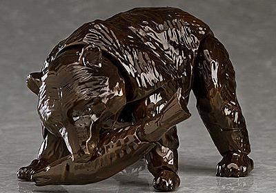 【!?】北海道土産の『木彫りの熊』、figmaで可動フィギュア化決定wwwww : はちま起稿