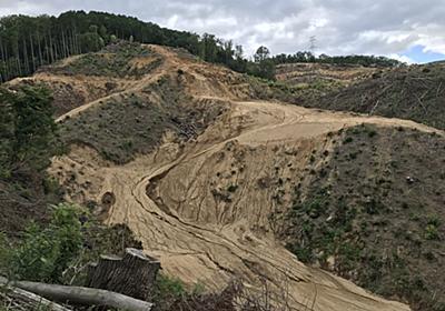 平群町櫟原・裏の谷の磨崖仏、切り取られる(メガソーラー建設の為) / YUGOさんの生駒山・神津嶽・大原山の活動データ | YAMAP / ヤマップ