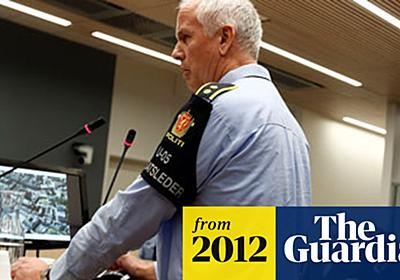 Anders Behring Breivik trial: police officer describes chaos after Oslo bomb | World news | The Guardian