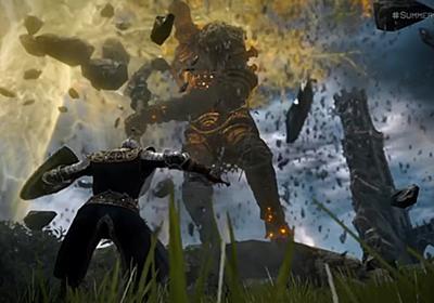 『エルデンリング』1月21日発売決定。馬の騎乗、ジャンプなどのアクションが見られる新映像が公開。PS5、XSXへの対応も発表【E3 2021】 - ファミ通.com