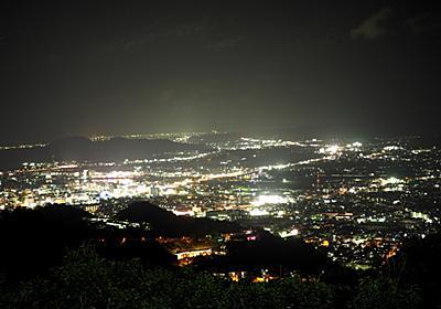 【写真】夜景~徳島 眉山より~ - toriyamaranの日記