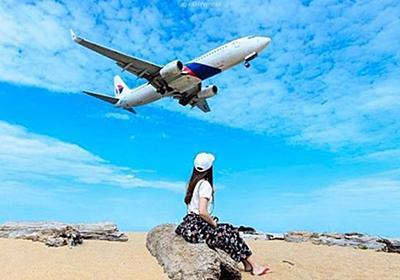 プーケットのビーチで自撮りをすると死刑?空港関係者が懸念を表明   Switch news