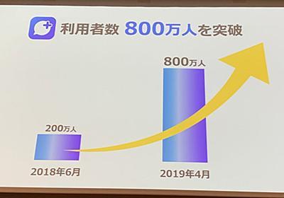 NHK Eテレ「そろそろスマホ」という番組で公式にLINE使い方をレクチャー、と視聴者の証言/一方「プラスメッセージ」も公式アカウント対応をまもなく開始、ユーザもいつのまにか800万人を突破していたもよう - Togetter