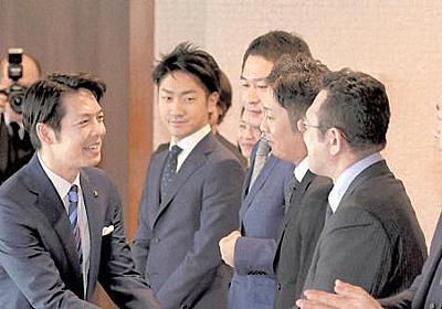 北海道知事選、出馬表明の鈴木氏「給与30%削減」 - 毎日新聞
