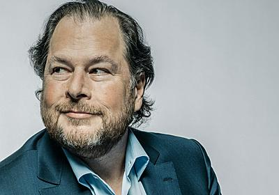 Marc Benioff Explains Why He Is Buying Time Magazine - The New York Times
