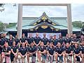 英軍ラグビーチームの靖国神社訪問にネトウヨ大喜びもイギリスで大問題に! タイムズ紙「靖国は攻撃的ナショナリズムの培養器」|LITERA/リテラ