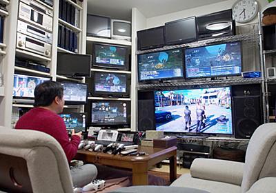 ゲーム収納のために家を建てた男──超大量のゲームやマンガを絶対に捨てないという信念を貫いた、とあるゲーマーの努力と幸運