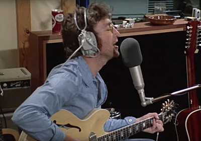 See John Lennon, George Harrison Record 'How Do You Sleep?' in New Footage From 'Imagine' Reissue – Rolling Stone
