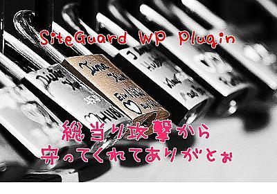 簡単にセキュリティ対策!SiteGuard WP Pluginの設定と注意事項・WAF対策 | ビバ★りずむ