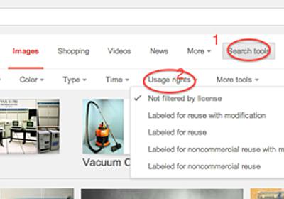 再利用できる画像の検索方法 - 未来のいつか/hyoshiokの日記
