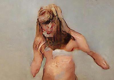 なんと!AI(人工知能)が描いた裸婦画が世界的な芸術賞でグランプリを獲得。印象的な色使いと筆使いに高い評価。 : カラパイア