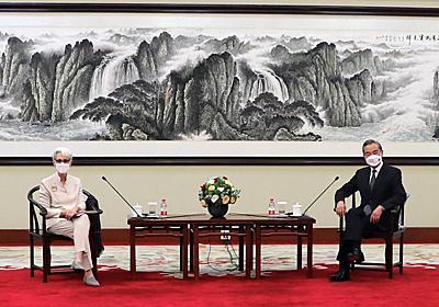 焦点:米中の膠着浮き彫り、天津会談でわかった埋めがたい溝   ロイター