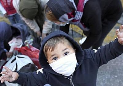WHO、5歳以下はマスク不要 コロナ感染防止に子ども向け指針 | 共同通信