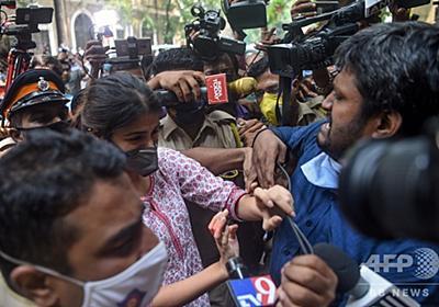 俳優自殺を食い物にするテレビ 「魔女狩り」報道が過熱 インド 写真6枚 国際ニュース:AFPBB News