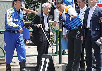 池袋乗用車暴走事故 飯塚被告「車の不具合、再起動で元に戻った」【詳報・被告人質問】:東京新聞 TOKYO Web
