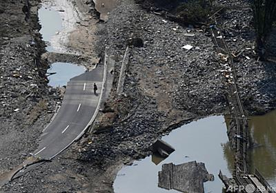 独・ベルギー洪水、死者216人に 写真15枚 国際ニュース:AFPBB News
